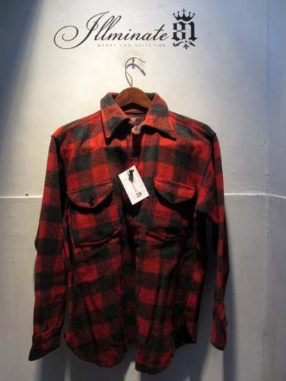 Johnson Wool Shirts 30〜40's Vintage