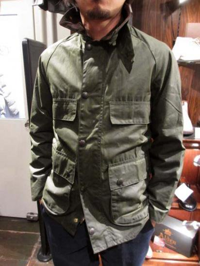 Barbour Bedale 80's Vintage DEAD STOCK  Style sample