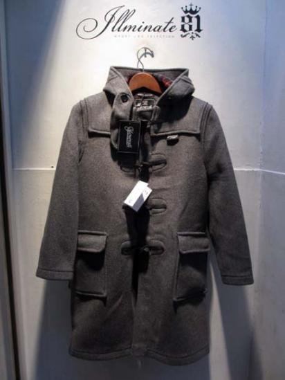 Gloverall Duffle Coat Gray