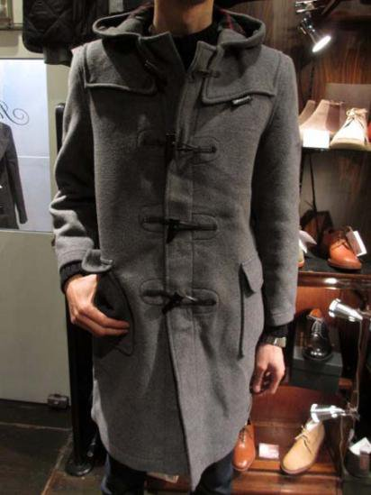 Gloverall Duffle Coat Style sample