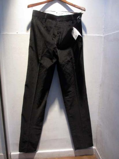BLACK FLEECE by Brooks Brothers Corduroy Pants Black