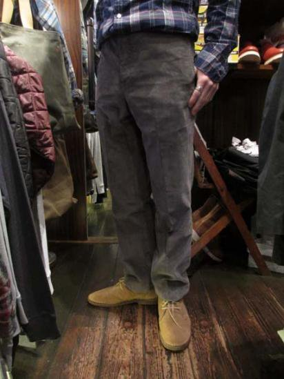 BLACK FLEECE by Brooks Brothers Corduroy Pants Style sample