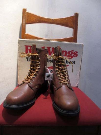Red wing 1212 80's Vintage Dead stock