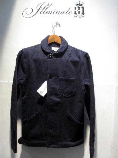 WALLACE & BARNES by J.Crew Sweat Deck Jacket
