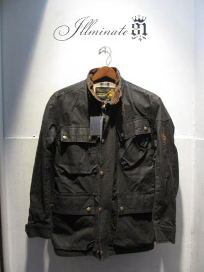 60's Vintage Belstaff Trial Master Made in England