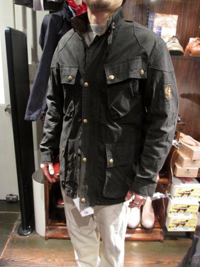 60's Vintage Belstaff Trial Master Made in England  Style Sample