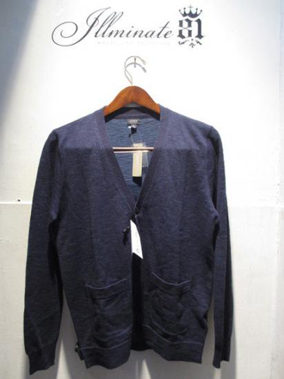 J.crew Cotton Cardigan Navy / Blue