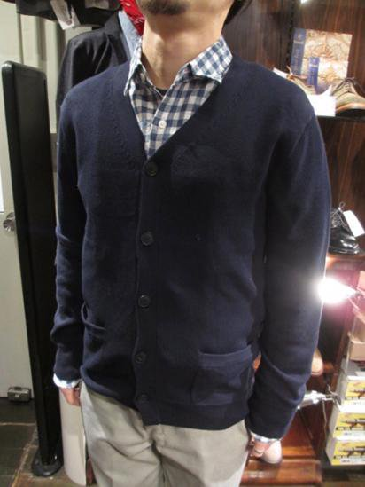 J.crew Cotton Cardigan  Style sample