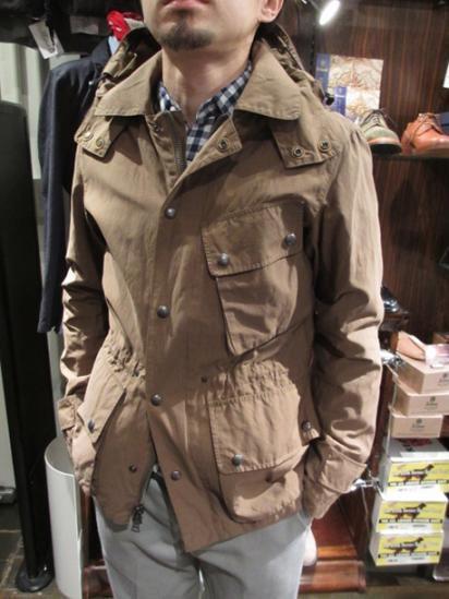 J.crew 60/40 cloth stonehall jacket Style sample