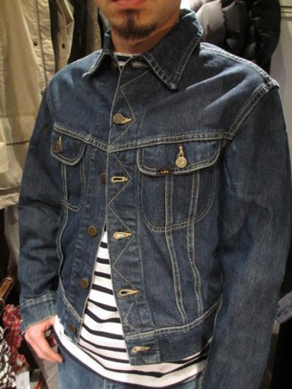 Lee 101-J Red tag 50's Vintage  Style Sample