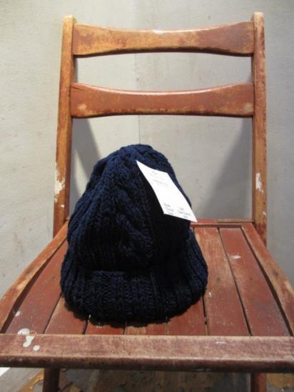 INVERALLAN 22F Knit Cap Hand Knit in Scotland