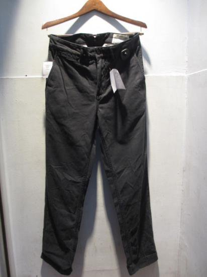 Ralph Lauren RUGBY Standard Issue Chino Pants Black