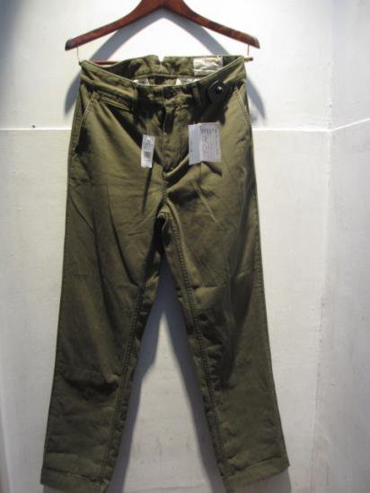 Ralph Lauren RUGBY Standard Issue Chino Pants Olive