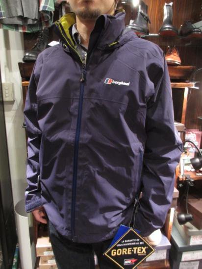 Berghaus bowscale 3 in1 Gore-tex Jacket Style sample