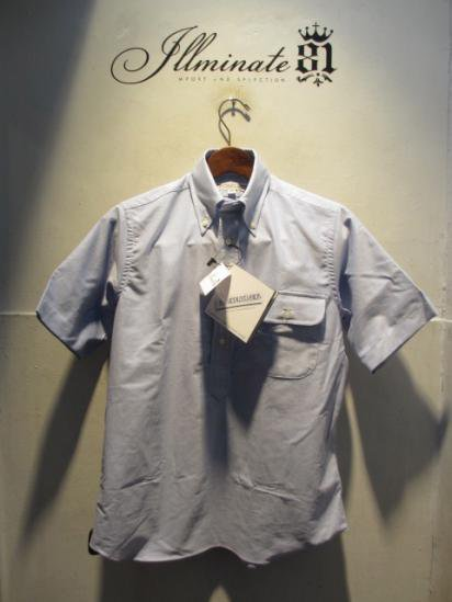 INDIVIDUALIZED SHIRTS OX Pullover S/S MADE IN USA