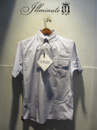 INDIVIDUALIZED SHIRTS Poplin Pullover S/S MADE IN USA
