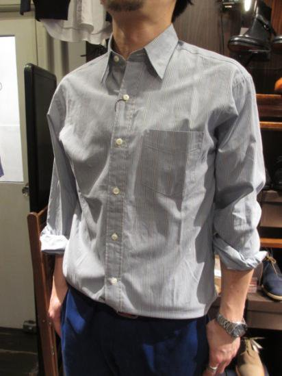 RRL Work Shirts Style sample