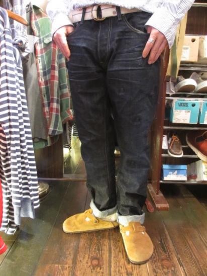Ralph Lauren RUGBY Skull Jeans  Style sample