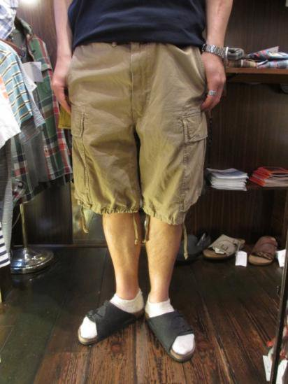 RRL Regiment Cargo Shorts Style sample