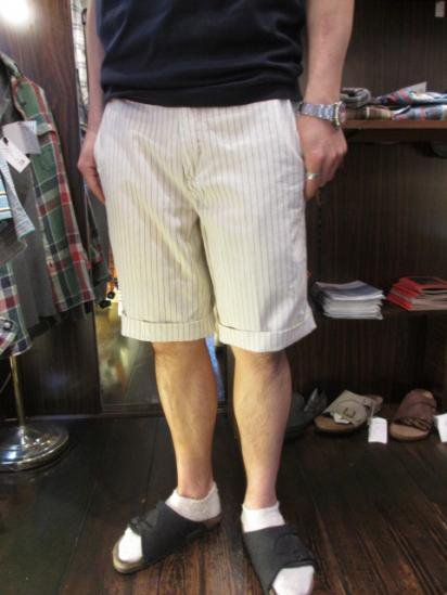 Ralph Lauren Stripe Shorts Style sample