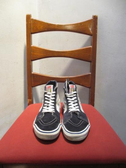 VANS 90's  Vintage SK8 HI-TOP Made in USA