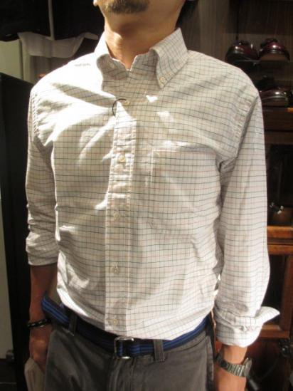 BLACK FLEECE by Brooks Brothers  Shirts Style sample