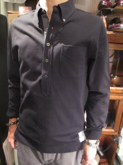 BLACK FLEECE by Brooks Brothers  Polo Style sample