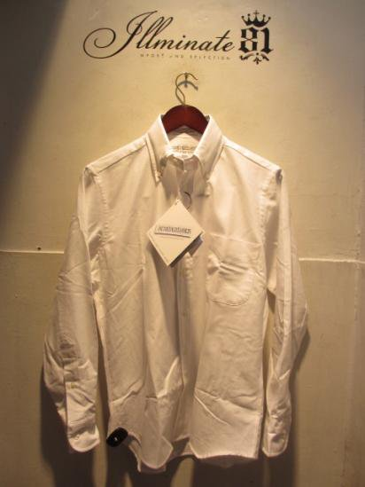 INDIVIDUALIZED SHIRTS Ox  illminate別注 White