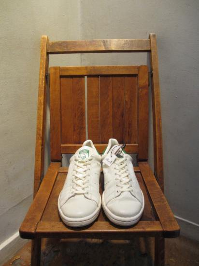 80's adidas STAN SMITH Made in France