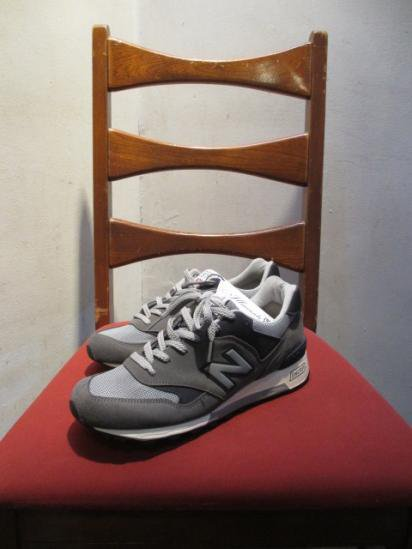 New Balance 577 MADE IN ENGLAND Gray