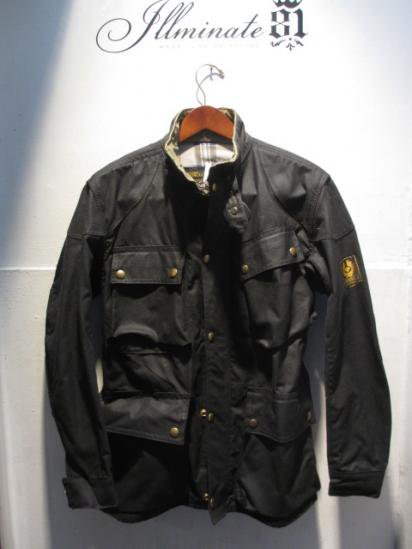 60's Vintage Dead Stock Belstaff Trial Master Made in England