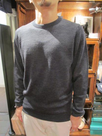 John Smedley Knit Made in England Style sample