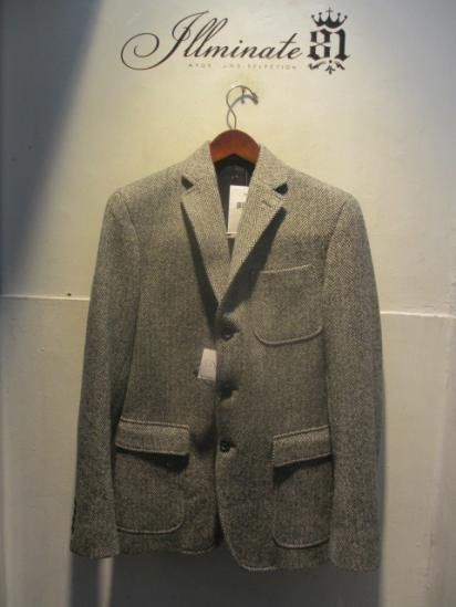 RUGBY by Ralph Lauren Tweed Jkt
