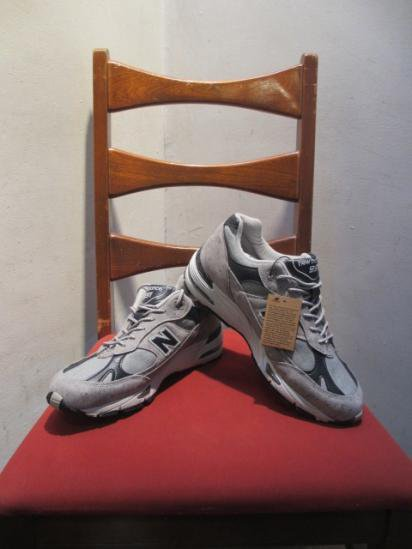 New Balance 991 MADE IN ENGLAND Gray