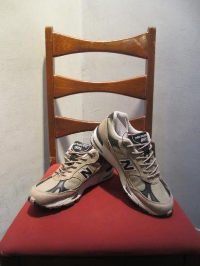 New Balance 991 MADE IN ENGLAND Beige