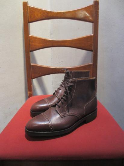 John Lobb MORTON  Boot Made in England