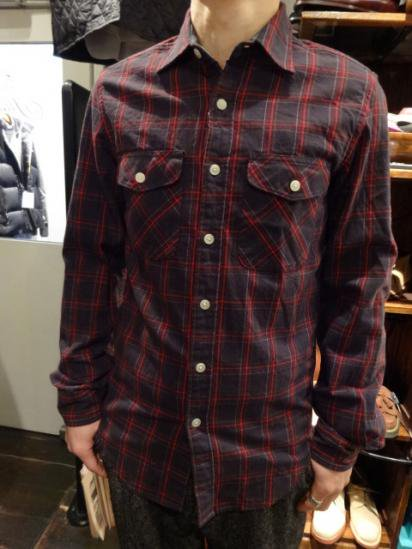 J.Crew Heavy Weight Flannel Shirts Style Sample