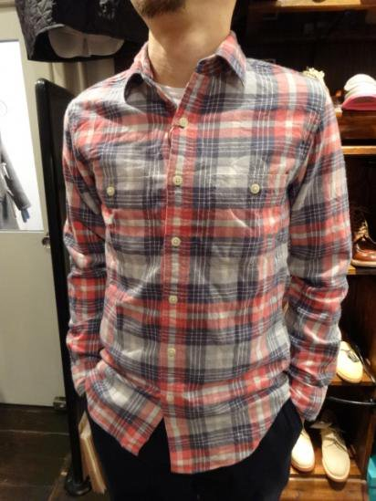 J.crew Flannel shirts Style sample
