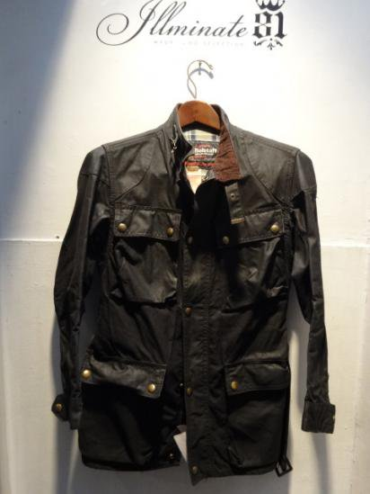 70's Vintage  Belstaff Trial Master Made in England