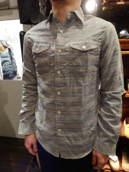 RRL Cotton Check Work Shirts Style sample