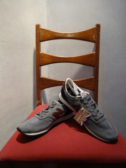 New Balance 620 MADE IN ENGLAND Gray