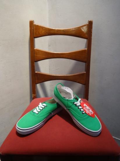 VANS Authentic Green
