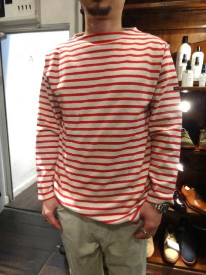 Saint James Basque Shirts Made in France Style Sample