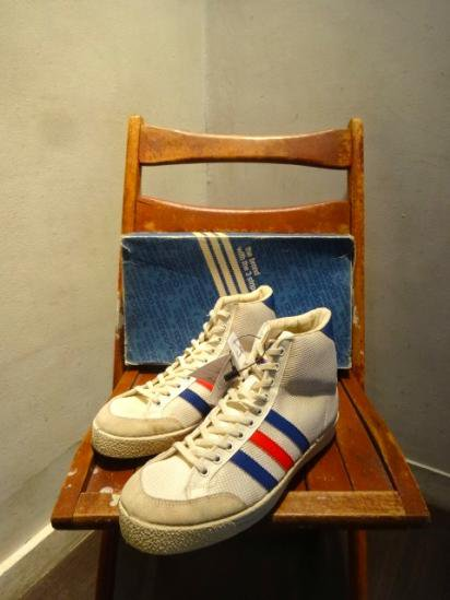 80's Vintage Dead Stock AMERICANA Hi Made in France