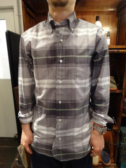 BLACK FLEECE by Brooks Brothers OX B.D Shirts Style sample