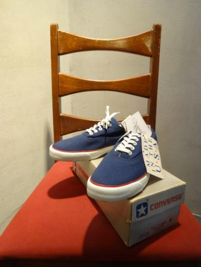 Converse Skid Mate 80's Vintage Dead stock MADE IN USA