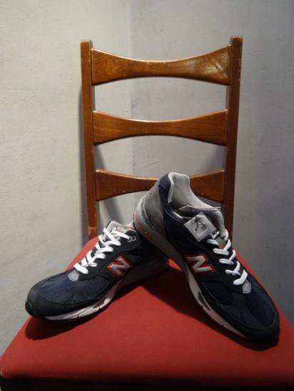 New Balance 991 MADE IN ENGLAND Navy