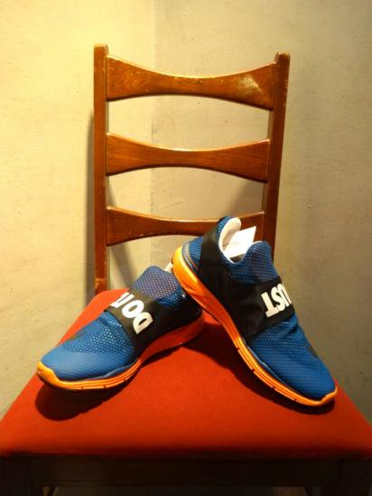 NIKE Lunar Fly 306 Blue/Orange