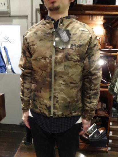 782Gear Made in USA Smokin Reversible Jacket  Style sample