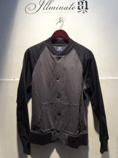J.Crew 2 Tone Sweat Blouson<BR>SALE! 7,800 + Tax → 4,680 + Tax